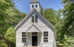 A Classic One-Room Schoolhouse For Sale in New York