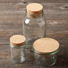 Cork Bottle Stoppers