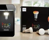 Philips Hue Smart LED Light Bulbs