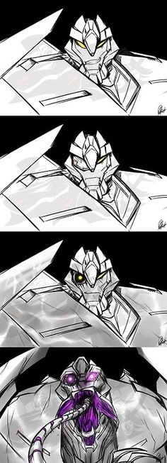 Transformers Prime - How Breakdown Did Change✶ #TransformersPrime #TFP #TV_Show
