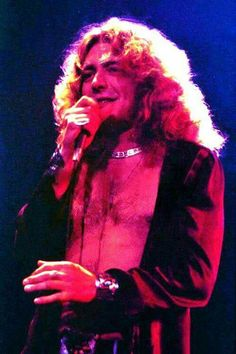 Robert Plant, Led Zeppelin, 1977