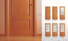 Puertas de madera maciza vidrieras y puertas placa de alta calidad