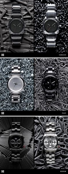 KR3W Holiday Watch Collection