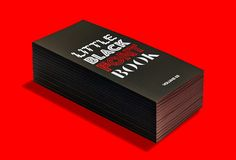 Little Black Font Book Volume 2 by Alex Haigh