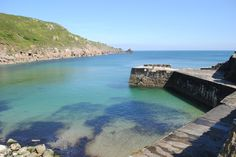 Lamorna Cove - before the storm