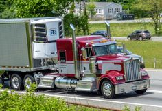 Kenworth custom W900L