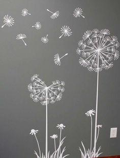 Stencil per decorare le pareti (Foto 4/40) | PourFemme