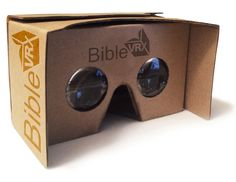This Google Cardboard app takes you right into the heart of the greatest Bible stories ever told -- thanks to virtual reality.