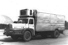 Unic 1970 (Russia UNIC in 70-Jahre ( wenig abgenutzt ))