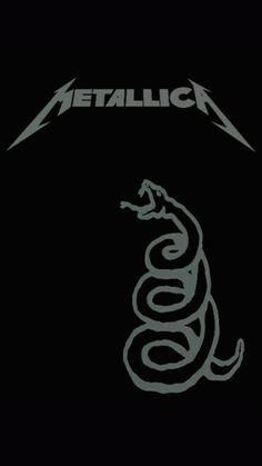 Special Wallpaper, Music Wallpaper, Black Wallpaper, Aesthetic Iphone Wallpaper, Metallica Black Album, Metallica Art, Rock Band Posters, Rock Poster, Band Wallpapers