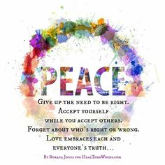 TACT = tolerance acceptance compassion truth