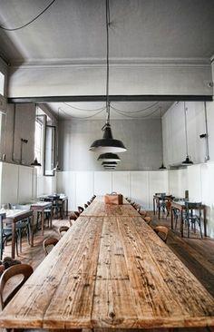 Restaurant U' Barba, Milan