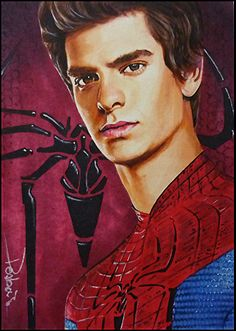 The Amazing Spiderman by DavidDeb.deviantart.com