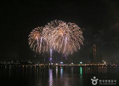 Seoul International Fireworks Festival (서울세계불꽃축제), Korea | NonPeakTravel