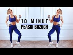 10 minut na płaski i wyrzeźbiony brzuch - YouTube Lower Belly Workout, No Equipment Workout, Workout Programs, Fitness Inspiration, Health And Beauty, Health Fitness, Abs, Sporty, Exercise