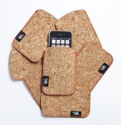 iPhone Tasche aus Kork