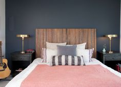 Creative ideas tested for bedrooms