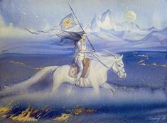 Fingolfin sketch by kimberly80