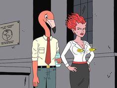 Flamingo // Ugly Americans