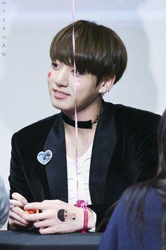 •161106 #BTS Fansign 'Gimpo' || BloodSweatTears | #Jungkook