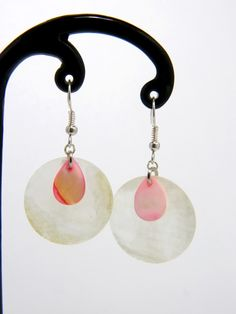 Boucles d'oreilles disponibles sur http://www.facebook.com/Secret2Perle