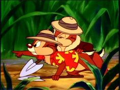 chip and dale travel