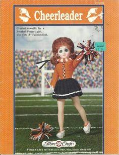 Cheerleader Pattern