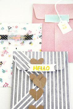 Handsome envelopes