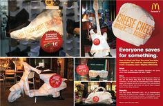 Bronze - Creative sales & Sales support, Everyone saves for something, McDonald´s, DDB Budapest