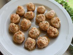 Food Lust People Love: Smoked Trout Stuffed Baby New Potatoes #SundaySupper