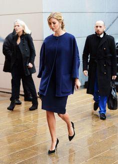 Ivanka Trump Street style #Fashion #MBFW #NYFW