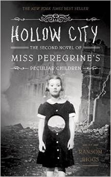 Ransom Riggs - Hollow City (Miss Peregrine's Peculiar Children, Best Books Of 2014, Hollow City, Miss Peregrine's Peculiar Children, Peregrine's Home For Peculiars, Miss Peregrines Home For Peculiar, John Green, Book Authors, Love Book, Salvia