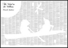 Wind in the Willows... spineless classic.  The entire story written on the poster.  Perfect for reading rooms and toys rooms.  1000 x 700mm.  $99.95