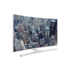 Deze Samsung 55 inch cm) Curved Ultra HD Smart LED tv, kleur wit, beschikt over een en Black Camaro, Smart Televisions, Curved Tvs, 4k Ultra Hd Tvs, Samsung Tvs, High Tech Gadgets, 3d Warehouse, Electronic Toys, 4k Uhd