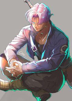 Ashita No Nadja Wallpaper Dragon Ball Z, Anime Guys, Manga Anime, Manga Girl, Anime Art, Ashita No Nadja, Madara Wallpaper, Trunks Dbz, Super Anime