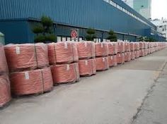 Now days the usage of enameled copper strip is also there and these strips are for multipurpose usage. Tinsel copper wire can be used for various applications in the power transmission.