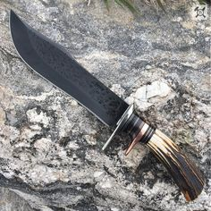 Behring made knives