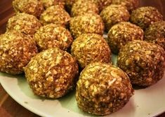 Egg Free Recipes, Oatmeal Recipes, Diabetic Recipes, Diet Recipes, Vegetarian Recipes, Healthy Recipes, Healthy Cookies, Healthy Sweets, Healthy Snacks