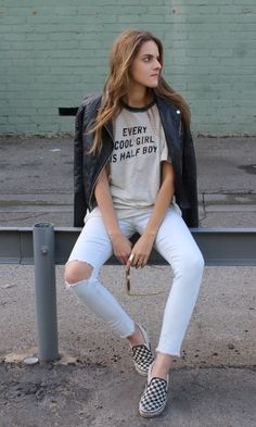 Checkered Vans Outfit Ideas checkered vans everyday in 2019 checkered vans outfit Checkered Vans Outfit. Here is Checkered Vans Outfit Ideas for you. Checkered Vans Outfit outfits with checkered ways to wear checkerboard vans. Outfits Con Vans, Casual Outfits, Fashion 2018, Teen Fashion, Checkered Vans Outfit, Outfit Instagram, How To Wear Vans, Cute Outfits For School, Womens Fashion Sneakers