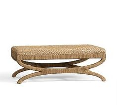 Bon POTTERY BARN SEAGRASS COFFEE TABLE | Accent Tables | Pinterest | Pottery,  Barn And Coffee