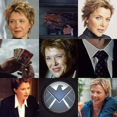 Annette Bening as Philippa Coulson