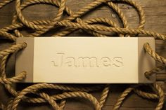 James&Hounslow Personalized Tree Swings - Perfect gifts for kids, Newly married couples. all families, young and old! Gifts For Kids, Great Gifts, Tree Swings, Married Couples, Newly Married, Families, Place Card Holders, Outdoors, Recipes