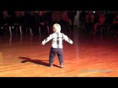 Another wonderful video of 2 year old William Stokkebroe dancing at the Studie43 Galla Opening march 2.  He simply just loves to dance.  2 year old dancing the Paso Doble