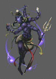A god || a warrior