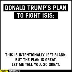Funniest Presidential Debate Memes: Trump's ISIS Plan