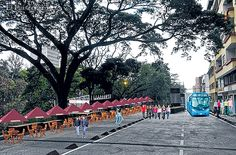 Gastronomía y cultura se tomarán el bulevar de la Avenida Colombia en Cali El 15 de junio llegarán ocho restaurantes a la zona. Agenda de espectáculos, los fines de semana.  Por: Redacción de El PaísViernes, Mayo 17, 2013