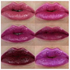 Milani Purple lipstick review/swatches/dupes on vintageortacky.com!