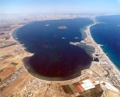 El Mar Menor (Murcia)-ESPAÑA