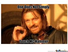 one does not simply get enough of these memes.