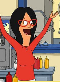 "I got Linda Belcher! Which ""Bob's Burgers"" Character Are You?"